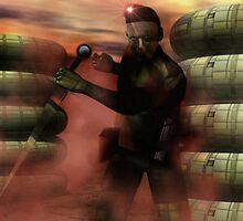 Xuvian Commando by XadrikXu