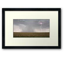 Lightning 2 Framed Print