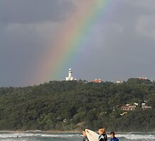 Grommets under the Rainbow by nicib83