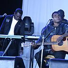 Geoffrey Gurrumul Yunupingu @ Blues Fest 2011 by Noel Rieusset