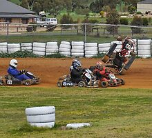 Go Kart Racing by JaninesWorld