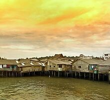 Shacks (Please Enlarge) by Charuhas  Images