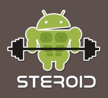 STEROID ANDROID by viperbarratt