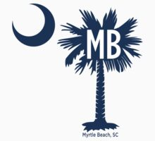 Myrtle Beach Destination Palmetto Moon by PalmettoTrading