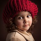 Red Beret by Bill Gekas
