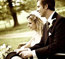 Wedding in the New Forrest by Dan Watkiss