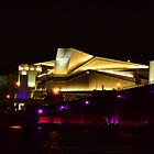 Adrienne Arsht Art Center Miami Florida by Rene  Triay