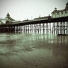 Eastbourne Pier Lomo by Gary Gurr