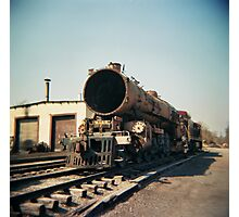 Vintage Railroad - New Hope, PA Photographic Print