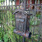 Old Mailbox by John Cruz