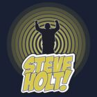 Steve Holt! by Legobrickmaster