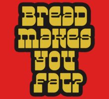 Scott Pilgrim - Bread Makes You Fat? T-Shirt