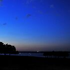Lake Grapevine at Dusk by plsphoto