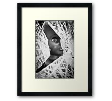 Broken Framed Print