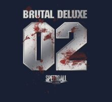 Speedball 2 - Brutal Deluxe Jersey - Steel and Blood by TGIGreeny