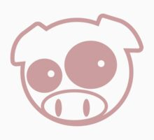Subaru Mascot Pig by avdesigns