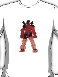 Dead Pool Guy Tee T-Shirt