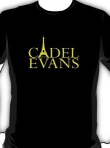 Cadel Evans - 2011 T-Shirt