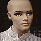 NY Mannequin Series #6: Yvette, A Lost Beauty by Chris Lord