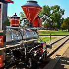 Train in Watson Park by AT-Photo