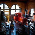 Train Workshop by John Cruz