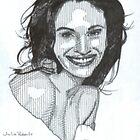 Julia Roberts by WienArtist