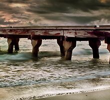 Woodman Point Jetty - No 2 by Kymie
