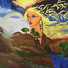 mother earth by KBFStyle
