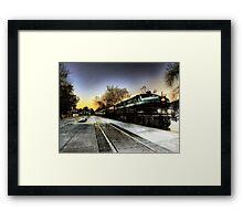 Mystery Train  Framed Print