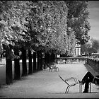 Relaxed in Paris by Heather Davies
