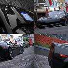GT5 Corvette ZR1 collage by MattMcilwhan