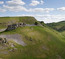 Peters Stone and Tansley Dale by cofiant
