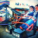 Good Times - Lindfield Fun Fair by Matthew Floyd