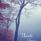 misty 01ab - Thank you card by 1001cards
