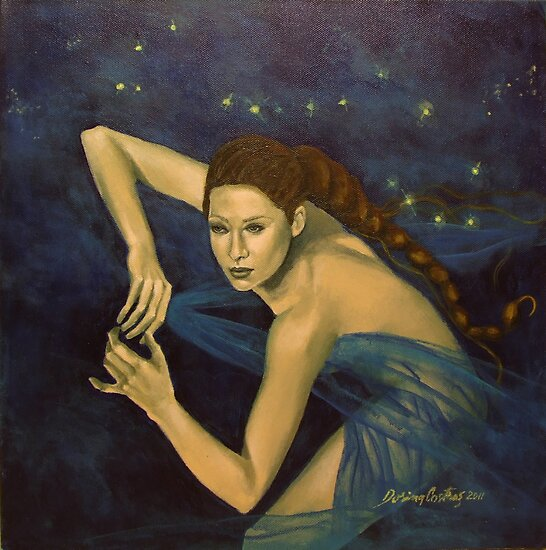 &quot;Scorpio&quot; - ...from &quot;Zodiac signs&quot; series by dorina costras
