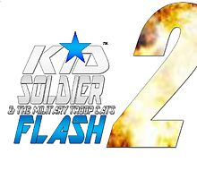 Kid Soldier Flash 2 logo by TakeshiUSA