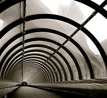 Tunnelling Thru Town by kelleygirl