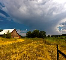 Storm Clouds by Jay Stockhaus