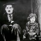 Chaplin by Vieirinhax