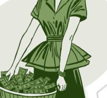 Hyperinflation Sticker