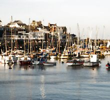 Bridlington harbour   by StephenRB