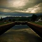 Fort Augustus' lock. by Mbland