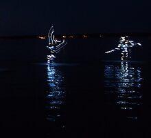Water Dance by littlelin