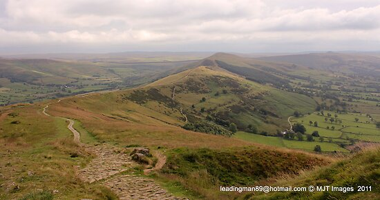 Mam Tor & The Great Ridge by Mike Topley