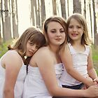 My three princesses by mandithephotog