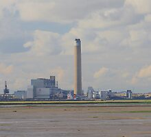 Kingsnorth Power Station by Dave Godden