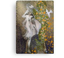 Еarly fall of the leaf Canvas Print