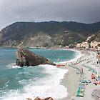 Monterrosso al Mare, Italy by rebecca12291