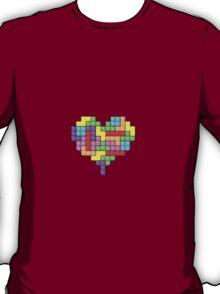 Love Tetris T-Shirt