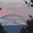 Purple Mountain Majesty by Christine Ford